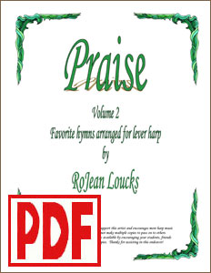 Praise Volume 2 by RoJean Loucks PDF Download