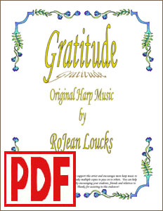 Gratitude by RoJean Loucks <span class='red'>PDF Download</span>