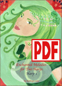 Enchanted Melodies for Two by Kathryn Cater PDF Download