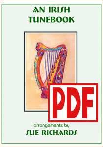 An Irish Tunebook by Sue Richards <span class='red'>PDF Download</span>