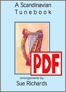 A Scandinavian Tunebook by Sue Richards <span class='red'>PDF Download</span>