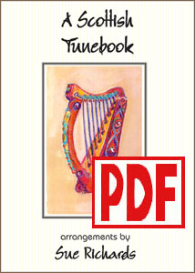 A Scottish Tunebook by Sue Richards <span class='red'>PDF Download</span>