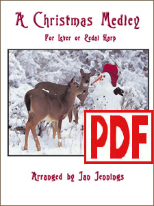 A Christmas Medley by Jan Jennings PDF Download