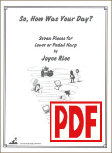 So, How Was Your Day? by Joyce Rice <span class='red'>PDF Download</span>