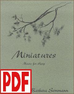 Miniatures by Barbara Semmann <span class='red'>PDF Download</span>