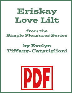 Eriskay Love Lilt arranged by Evelyn Tiffany-Castiglioni PDF Download