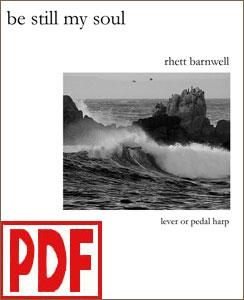 Be Still My Soul arranged by Rhett Barnwell <span class='red'>PDF Download</span>