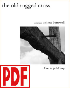 The Old Rugged Cross arranged by Rhett Barnwell PDF Download