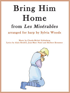 Bring Him Home sheet music from Les Miserables arranged by Sylvia Woods