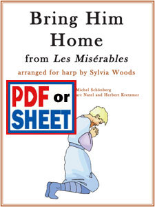 Bring Him Home from <em>Les Miserables</em> arranged by Sylvia Woods