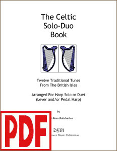 The Celtic Solo-Duo Book arranged by Darhon Rees-Rohrbacher PDF Download