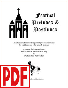 Festival Postludes arranged by Darhon Rees-Rohrbacher <span class='red'>PDF Download</span>