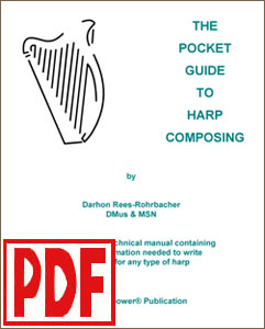 Pocket Guide to Harp Composing by Darhon Rees-Rohrbacher <span class='red'>PDF Download</span>