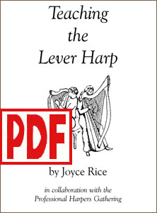 Teaching the Lever Harp by Joyce Rice <span class='red'>PDF Download</span>