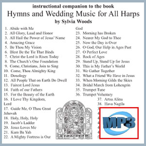 Companion to Hymns and Wedding Music by Sylvia Woods  - mp3 Download