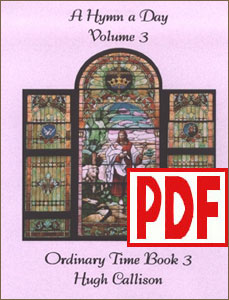 A Hymn a Day #3 by Hugh Callison <span class='red'>PDF Download</span>