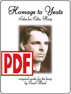 Homage to Yeats by Carol Wood PDF Download