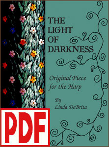 The Light of Darkness composed by Linda DeBrita <span class='red'>PDF Download</span>