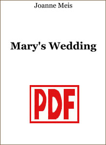 Mary's Wedding for Harp Ensemble by Joanne Meis <span class='red'>PDF Download</span>