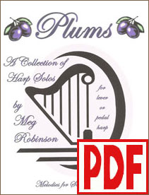 Plums by Meg Robinson <span class='red'>PDF Download</span>