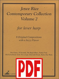 Contemporary Collection #2 by Joyce Rice <span class='red'>PDF Download</span>