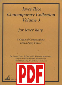 Contemporary Collection #3 by Joyce Rice <span class='red'>PDF Download</span>
