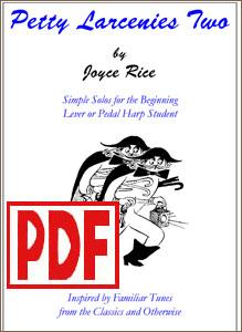 Petty Larcenies #2 by Joyce Rice <span class='red'>PDF Download</span>