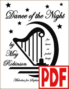 Dance of the Night by Meg Robinson <span class='red'>PDF Download</span>