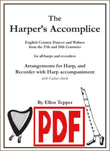 The Harper's Accomplice by Ellen Tepper <span class='red'>PDF Download</span>