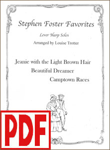 Stephen Foster Favorites by Louise Trotter <span class='red'>PDF Download</span>