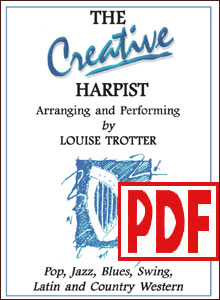 The Creative Harpist: Arranging and Performing by Louise Trotter <span class='red'>PDF Download</span>
