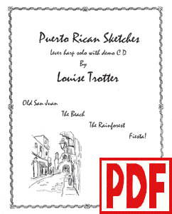 Puerto Rican Sketches by Louise Trotter <span class='red'>PDF Download</span>