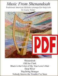 Music from Shenandoah by Louise Trotter <span class='red'>PDF Download</span>