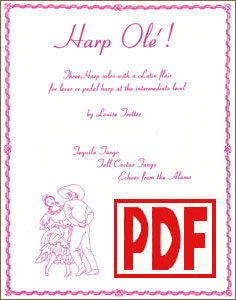 Harp Ole! by Louise Trotter <span class='red'>PDF Download</span>