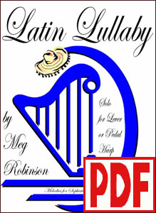 Latin Lullaby by Meg Robinson <span class='red'>PDF Download</span>