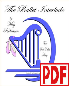 Sylvia Woods Harp Center - Meg Robinson PDFs - The Ballet Interlude