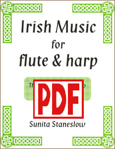 Irish Flute and Harp by Sunita Staneslow PDF Download
