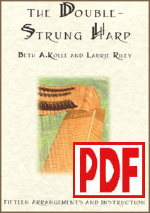The Double-Strung Harp by Beth Kollé and Laurie Riley <span class='red'>PDF Download</span>