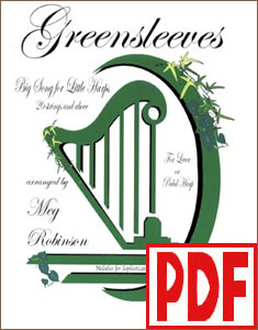 Greensleeves by Meg Robinson <span class='red'>PDF Download</span>