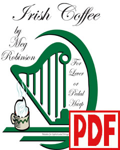 Irish Coffee by Meg Robinson <span class='red'>PDF Download</span>