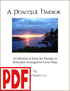A Peaceful Harbor by Brenda Bowen Cox  <span class='red'>PDF Download</span>