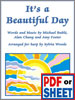 It's a Beautiful Day by Michael Buble arranged by Sylvia Woods - <span class='red'><strong>PDF Download</strong></span>