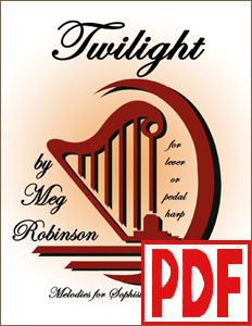 Twilight by Meg Robinson <span class='red'>PDF Download</span>