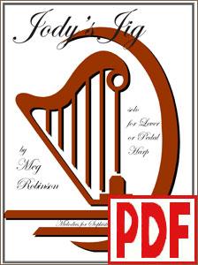 Jody's Jig by Meg Robinson <span class='red'>PDF Download</span>
