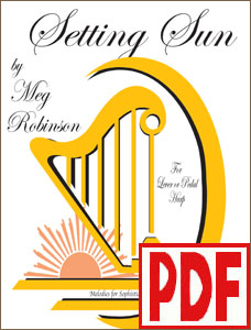 Setting Sun by Meg Robinson PDF Download