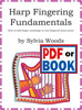 Harp Fingering Fundamentals by Sylvia Woods - <span class='red'><b>PDF Download</b></span>