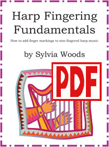 Harp Fingering Fundamentals by Sylvia Woods PDF Download