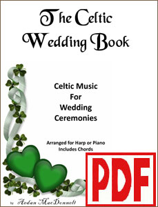 Celtic Wedding by Aedan MacDonnell <span class='red'>PDF Download</span>