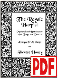 The Royale Harpist by Therese Honey PDF Download