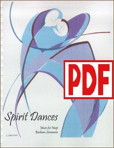 Spirit Dances by Barbara Semmann PDF Download